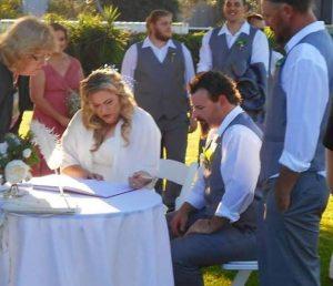 The Livingstone's Wedding Testimonial