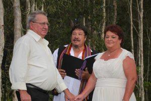 Ralph & Fay Wallin Wedding Testimonial with Shane Kells Marriage Celebrant