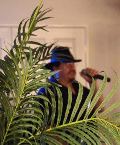 Master of Ceremonies Header Image of Shane Kells being MC at a wedding reception