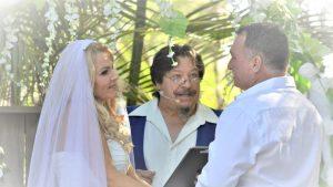 Sharon and Garry Wedding Ceremony & Shane as Celebrant