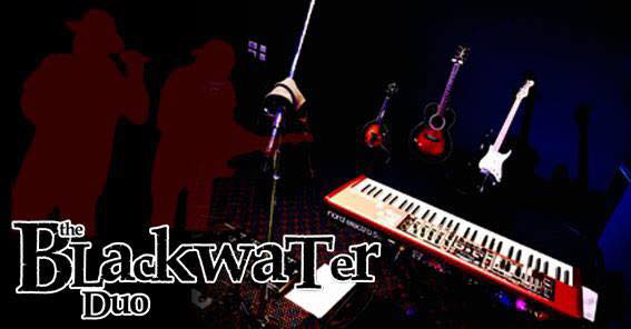 the blackwater duo musical act with Shane 'Kellsy' Kells and Stewart Paxton