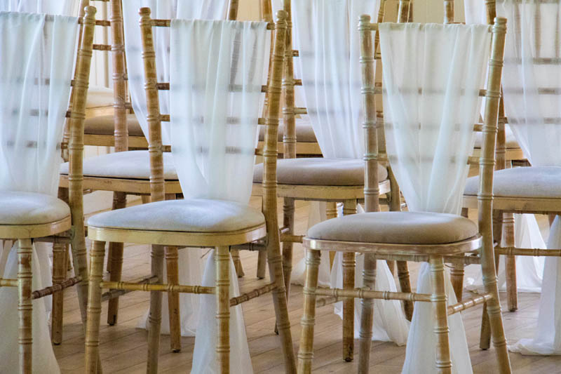 hints and tips about your guests image of wedding ceremony seating arrangement